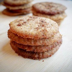 Low Carbohydrate, Healthy Fat Walnut Spice Cookies, to help friends celebrate life events with a relaxed pancreas. No added sugar, no vegetable oils, only real  fat Catching up on posting recipies - this one is from @Keto.Connect, I'll also link from http