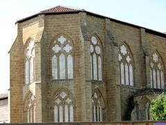 Monasterio de Cañas (santiagolopezpastor) Tags: espagne españa spain castilla rioja larioja medieval middleages monastery monasterio cister cisterciense gótico gothic ábside apse