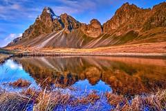 Islandia 79 explore 22/12/2018 (zapicaña) Tags: eystrahorn iceland islandia landscape paisaje mountain montaña agua water waterscape reflejos zapigata