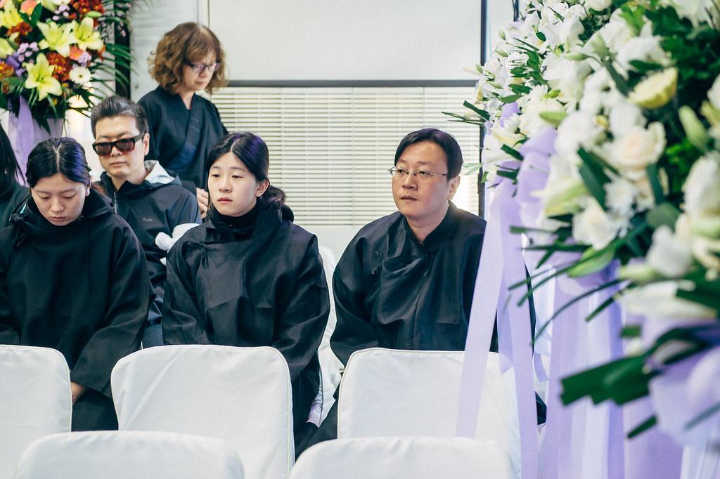《喪禮攝影》桃園市立殯儀館 / 美德廳 / 鄭奠