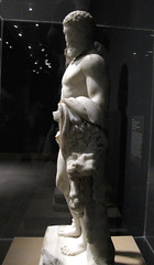 D-MFA-25 (JFB119) Tags: boston fenway museumoffinearts museum digital statue sculpture hercules herakles