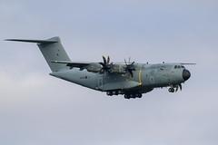RAF Airbus A400 Atlas (Dougie Edmond) Tags: military aircraft airplane plane airport egpk pik prestwick scotland unitedkingdom gb