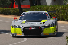 Audi R8 LMS GT3 (jfhweb) Tags: jeffweb sportauto sportcar racecar voituregrandtourisme voituredesport gt supercar voituredecourse courseautomobile circuitpaulricard circuitducastellet lecastellet blancpaingtseriessportsclub audi r8 r8lms r8gt3