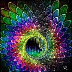 Colorexperiment (SØS: Thank you for all faves + visits) Tags: solveigøsterøschrøder colorful fantasy colorexplosion digitalart 100views