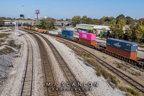 UP 8150 | GE ES44AC-H | NS Memphis District West End - a