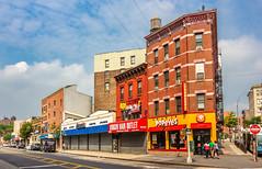 Third & 148th (Eridony (Instagram: eridony_prime)) Tags: newyorkcity bronxcounty newyork nyc bronx thebronx southbronx motthaven thehub businessdistrict