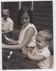 1969_08 Connecticut Pam Jerry (Ken_Mayer) Tags: mayer family vinsonhallclearout