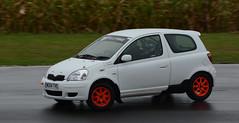 Toyota (rallysprott) Tags: sprott wdcc rallysprott 2018 rallyday castle combe rally rallying motor sport nikon d7100 wet rain toyota