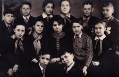 7 школа г. Ковров, февраль 1965 год