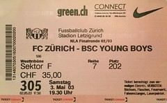 "FC Zürich - BSC Young Boys 4:2 (3:1) • <a style=""font-size:0.8em;"" href=""http://www.flickr.com/photos/79906204@N00/45219279095/"" target=""_blank"">View on Flickr</a>"
