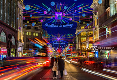 Christmas is calling - Oxford Street, London, UK (davidgutierrez.co.uk) Tags: london photography davidgutierrezphotography city art architecture nikond810 nikon urban travel color night blue photographer tokyo paris bilbao hongkong christmas uk red neon londonphotographer building street colors colours colour europe beautiful cityscape davidgutierrez structure d810 contemporary arts architectural design buildings centrallondon england unitedkingdom 伦敦 londyn ロンドン 런던 лондон londres londra capital britain greatbritain tamronsp2470mmf28divcusdg2 2470mm tamron streets streetphotography tamronsp2470mmf28divcusd tamron2470mm vibrant edgy vivid people christmaslights oxfordstreet xmas merrychristmas merryxmas festive
