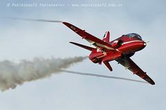 8580 R7 XX232 (photozone72) Tags: raf rafat redarrows reds redwhiteblue aviation aircraft jets hawk scampton lincolnshire canon canon7dmk2 canon100400f4556lii 7dmk2