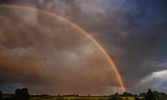 Rainbow (JLM62380) Tags: rainbow arcenciel nuages clouds color salvecques wismes hautsdefrance france nature ciel sky