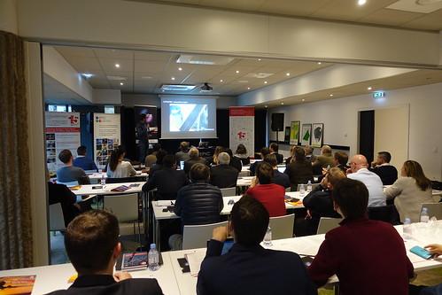 Presentation Coriolis Group, Alexandre Hamlyn