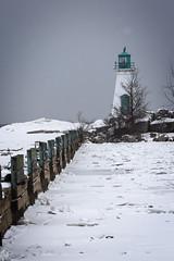Port Dalhousie Ontario 2018 (John Hoadley) Tags: lighthouse portdalhousie ontario 2018 january canon 7dmarkii 70200 f10 iso200