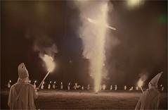 """  Ku Klux Klan "" I AM A MAN - Pavillon Populaire -  Montpellier Hérault (salva1745) Tags: i am a man pavillon populaire montpellier hérault"