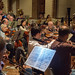 13 DSCN1807c Ealing Symphony Orchestra rehearsal. Leader Peter Nall. Conductor John Gibbons. 24th November 2018. St Barnabas Church, west London (Photo Lucy Robinson)