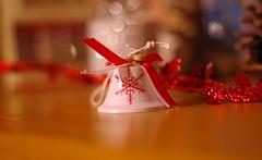 Santa bell? (Baubec Izzet) Tags: baubecizzet pentax bokeh christmas bell