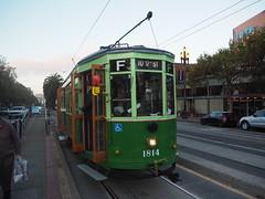 P9182993 (bentchristensen14) Tags: usa unitedstatesofamerica california sanfrancisco marketstreet tram f