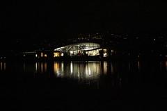 IMG_0003 (Benny Hünersen) Tags: kolding december 2018 reflexion reflection spiegelung spejling sø lake night nat aften nacht lys light