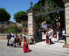 Fete des Remparts, Alet-les-Bains (Niall Corbet) Tags: france occitanie languedoc roussillon aude fete festival medieval fetedesremparts aletlesbains