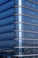 City Corner (CoolMcFlash) Tags: geometry lines struktur facade glass windows architecture building blue vienna canon eos 60d urban city modern geometrie linien structure fassade glas fenster architektur gebäude abstract abstrakt blau wien fotografie photography tamron b008 18270