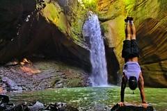 Parada de Mão / Handstand (Bolivia Jr) Tags: paradademao calistenia calisthenics workout cascata turismo