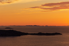 Bonavista Bay sunset (gravelben) Tags: bonavista newfoundland canada sunset landscape