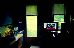 photo room 2011 (bluebird87) Tags: epson 4490 nikon n80 film kodak ektar dx0 c41 photo room lightroom