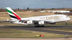 A6-EDS A388 UAE