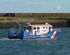 Thames Guardian. Blyth 111011 (silvermop) Tags: ship boats ships sea workboats port river blyth thamesguardian