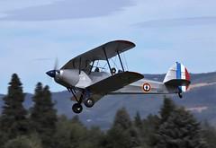 1949 Nord Stampe SV4E S/n 476 N3956 (GEM097) Tags: airplane aircraft biplane waaam2018flyin hoodriver nordstampesv4e n3956