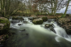 Natures Last Rush (Nature In Landscapes) Tags: longexposure silkysmoothwater autumncolours forest woods nature landscape image photography canvasandprintsforsale view natureslastrush rivers wales unitedkingdom waterfall cascade force scene scenery