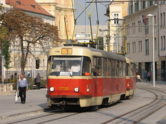 IMG_4214 (-A l e x-) Tags: bratislava slovakei tram strassenbahn tramway slovakia 2006 öpnv reise verkehr öffis
