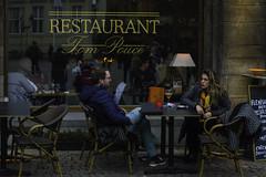 Restaurant (*Quimer) Tags: brugge belgica brujas belgium restaurant