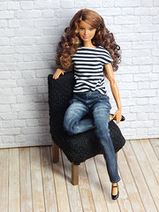 Made to move Jeans (Levitation_inc.) Tags: ooak doll dolls barbie handmade fashion fashions clothes jeans pants stonewashed levitation levitationfashion street wear comfy casual blue skipper fashionista made move m2m body