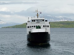 """Helgøy"" (OlafHorsevik) Tags: helgøy ferge ferga ferje ferja torghatten nord thn senjafergene øylandsruta"