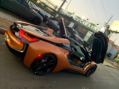 bmw i8 convertible roadster in los angeles at 777 Exotics (Exotic & Luxury Cars) Tags: bmwii8 roadster 777exotics