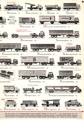 Wiking-1973-4 (adrianz toyz) Tags: wiking west germany berlin plastic models 187 ho 190 catalogue brochure list model adrianztoyz scale verkehrs modelle car bus truck lorry van 1973 prospekte