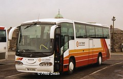 Bus Eireann SC14 (01D27594). (Fred Dean Jnr) Tags: july2003 dublin broadstone broadstonedepotdublin buseireannbroadstonedepot buseireann sc14 01d27594 cietoursinternational