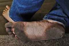 dirty city feet 084 (dirtyfeet6811) Tags: feet sole barefoot dirtyfeet dirtysole cityfeet