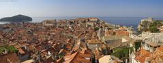 Dubrovnik, ciudad vieja (old-town) (jesussanchez95) Tags: dubrovnik dalmacia ragusa croacia croatia panorámica panoramic urbanlandscape paisajeurbano ciudad city