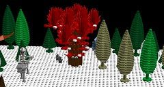 night's watch tree (Lego_DD_Come_92) Tags: legoideas legogot gameofthrones jonsnow daenerys lego castle black nights watch tormund