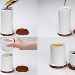 Porcelain Tea Setの写真
