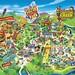 Paultons Park 2017 Park Map