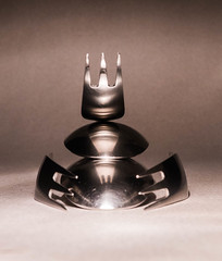 Iron man (ana_kapetan_design) Tags: iron metal light dark monocrome