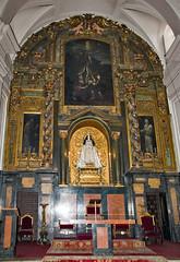 altar mayor retablo interior Iglesia de San Pedro El Viejo Madrid (Rafael Gomez - http://micamara.es) Tags: altar mayor retablo interior iglesia de san pedro el viejo madrid