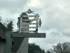 The Gate, Arkley (Matt From London) Tags: thegate gatehouse pubsign arkley barnet