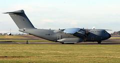 ZM418 (PrestwickAirportPhotography) Tags: egpk prestwick airport raf royal air force airbus a400m zm418