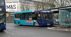 4328 Arriva Kent & Surrey (KLTP17) Tags: sk68twz 4328 arriva sapphire wrightbus streetlite kent bus bluewater new 68reg 483 gravesend